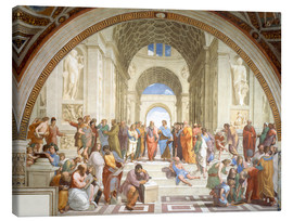 Tela  The School of Athens - Raffael