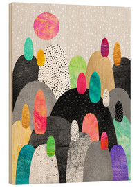 Legno  Little Land of Pebbles - Elisabeth Fredriksson