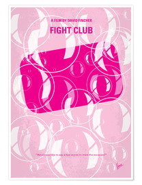 Poster Premium Fight Club