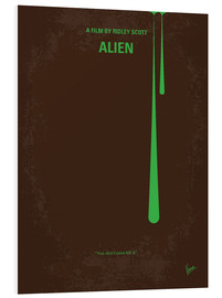 Forex  No004 My Alien minimal movie poster - chungkong
