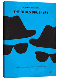 Stampa su tela  The Blues Brothers - chungkong