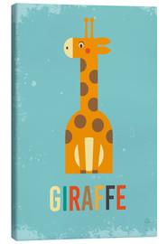 Tela  Baby Giraffe for the nursery - Petit Griffin