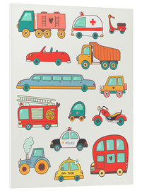 Forex  So many cars for the nursery - Petit Griffin