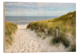 Hannes Cmarits - North Sea beach