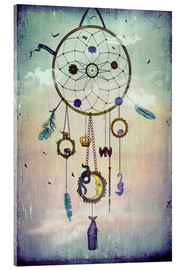 Vetro acrilico  Dream  Catcher - Sybille Sterk