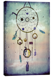 Stampa su tela  Dream Catcher - Sybille Sterk