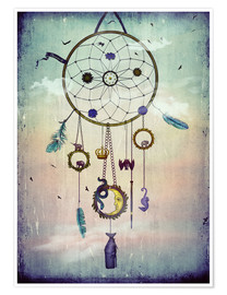 Poster  Dream  Catcher - Sybille Sterk