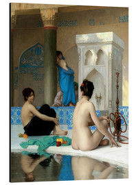 Alluminio Dibond  After the bath - Jean Leon Gerome