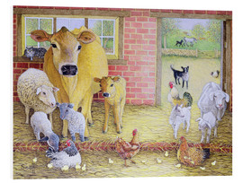 Forex  Farm Animals - Pat Scott