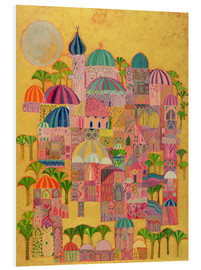 Forex  The Golden City - Laila Shawa