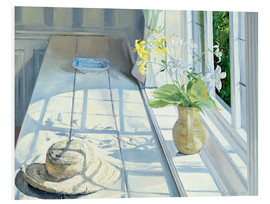 Schiuma dura  Still life in front of the window - Timothy Easton