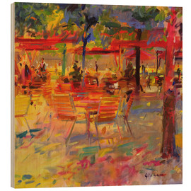 Legno  Lunch on the Terrace - Peter Graham