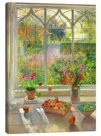 Tela  Overlooking the garden - Timothy Easton