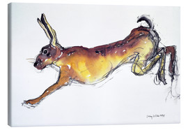 Lucy Willis - Jumping Hare