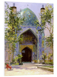 Stampa su schiuma dura  Chanbagh Madrasses, Isfahan - Bob Brown