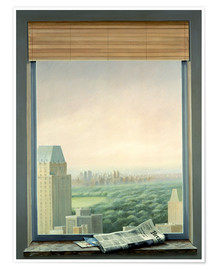 Poster Premium  New York Central Park - Lincoln Seligman