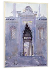 Stampa su PVC  Gateway to The Blue Mosque - Lucy Willis