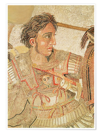 Poster Premium  Alexander the Great - Roman