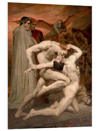 Forex  Dante and Virgile - William Adolphe Bouguereau