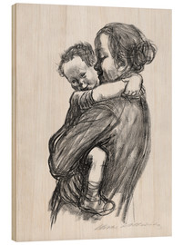 Käthe Kollwitz - Mother and Child