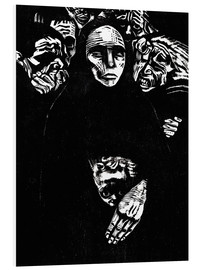 Käthe Kollwitz - The people (the war)