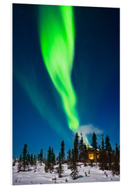 Forex  Aurora in Alaska - Kevin Smith