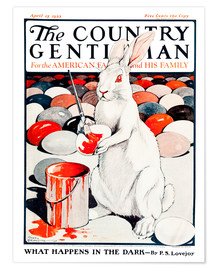 Poster Premium  Cover of Country (White Rabbit) - Remsberg