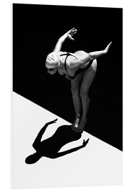Forex  A woman jumps into the water I - Ben Welsh