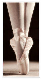 Poster Premium  Ballet Shoes - Don Hammond