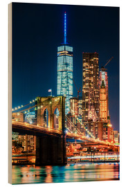Legno  New York City Landmarks - Sascha Kilmer