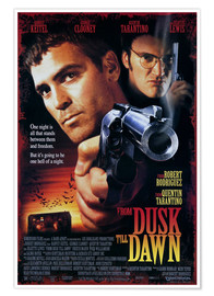 Poster Premium  From Dusk Till Dawn (Dal tramonto all'alba) - Entertainment Collection