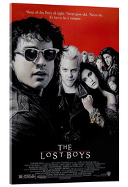 Vetro acrilico  The lost boys