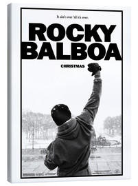 Stampa su tela  Rocky Balboa - Entertainment Collection