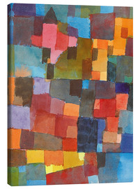 Tela  space Architecture - Paul Klee