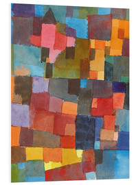 Forex  space Architecture - Paul Klee