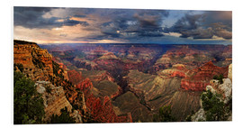 Forex  Grand Canyon View - Michael Rucker