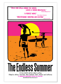 Poster Premium  The Endless Summer - Entertainment Collection