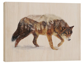 Legno  Arctic Wolf - Andreas Lie