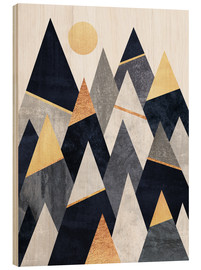 Legno  Fancy Mountains - Elisabeth Fredriksson