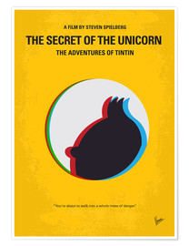 Poster Premium The Secret Of The Unicorn