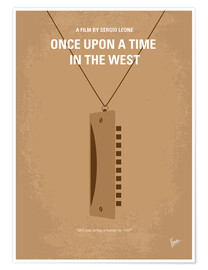 Poster Premium Once Upon A Time In The West