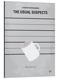 Stampa su alluminio  The Usual Suspects - chungkong