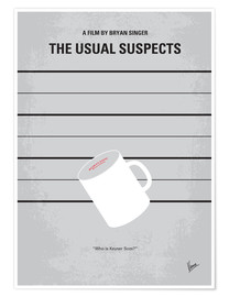 Poster Premium  The Usual Suspects - chungkong