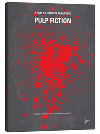 Stampa su tela  Pulp Fiction - chungkong