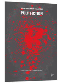 Forex  No067 My Pulp Fiction minimal movie poster - chungkong