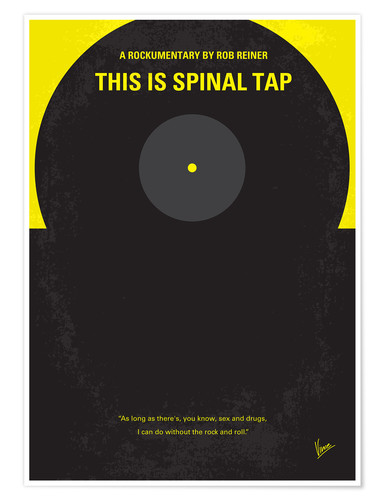 Poster Premium This Is Spinal Tap