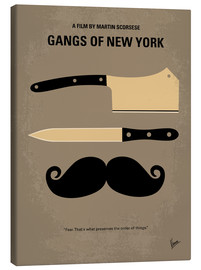 Stampa su tela  Gangs of New York - chungkong