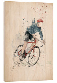 Legno  I want to ride my bicycle - Balazs Solti