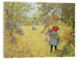 Legno  The Apple Harvest - Carl Larsson