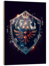 Barrett Biggers - Epic Shield of Hyrule